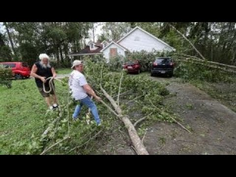 Irma\'s aftermath: The challenges of restoring power