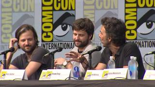 SDCC 2017 : Stranger Things S02 Hall H panel (official video)