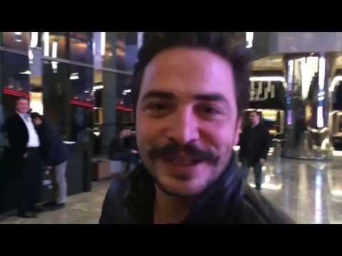 Taksim Trio Konseri öncesi Ahmet Kural'ın Yorumu @ Zorlu Center PSM
