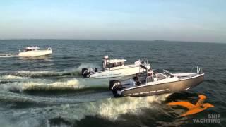 XO Boats au Grand Pavois de La Rochelle 2013
