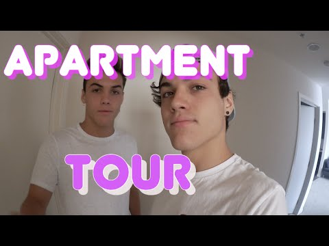 Apartment Tour! : Dolan Twins
