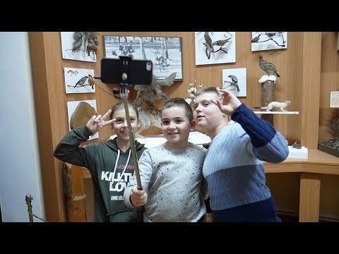 Житомир.info   Новости Житомира: День музейного селфі: як та з чим селфились в житомирському краєзнавчому музеї
