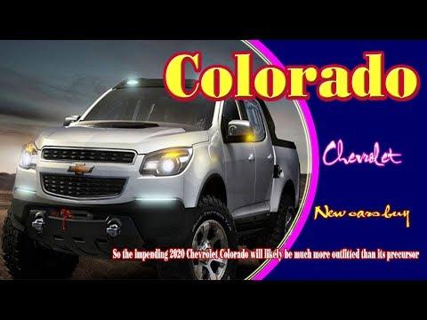 2020 Chevrolet (chevy) Colorado | 2020 Chevy Colorado zr2 diesel | 2020 Chevy Colorado Zr2