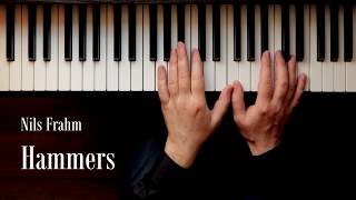 Nils Frahm - Hammers   Piano Cover
