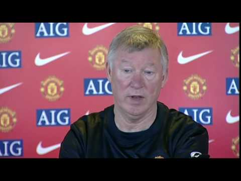 Sir Alex Ferguson on the Thierry Henry handball controversy