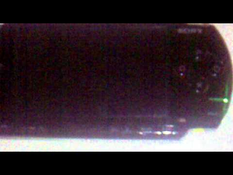 PSP phat power problem, Green light flash, LCD flickers (Not a brick)