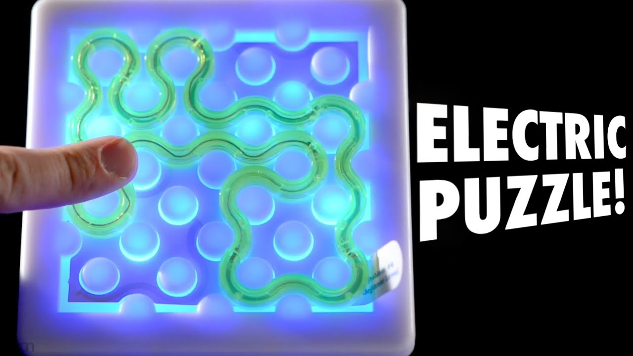 Cool Circuits would stump Franklin, Tesla and Edison - YouTube