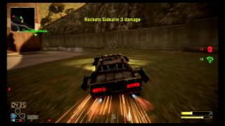 Twisted Metal PS3 High Skill Old School 5vs5 4/8/2017