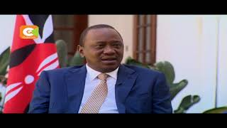 President Kenyatta  we did not deploy military to kill ant- IEBC demonstrators