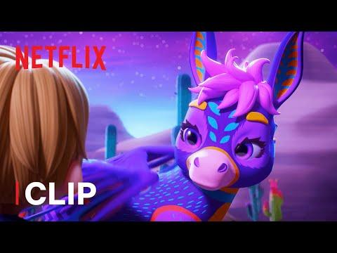Looking for the Perfect Dance Moves 💀🎉 Super Monsters: Dia de los Monsters | Netflix Jr