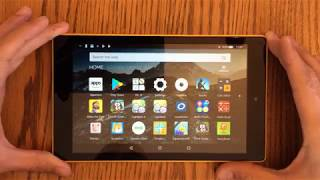 Putting the Google Play Store on a Kindle Fire