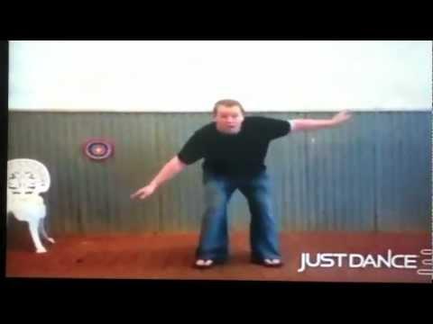 Autodance funky legs
