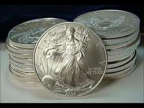 Silver Trading Video (SLV) Huge Short Sale Intraday