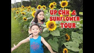 Gambar cover Galang Kids Tour to University of the Philippines - College of Human Kinetics and Sunflower Tour