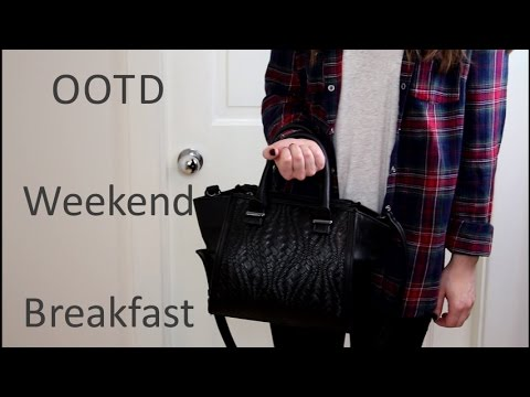 Weekend OOTD | Breakfast