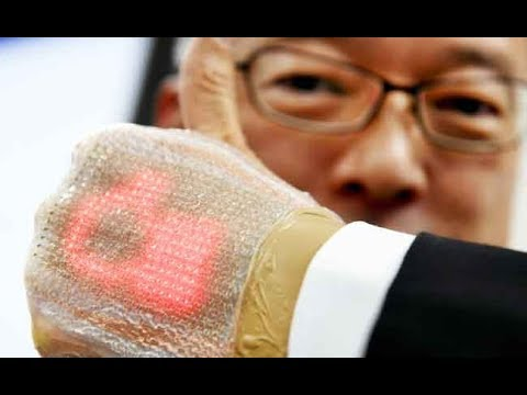 Arab News –  Japan team builds second skin message display