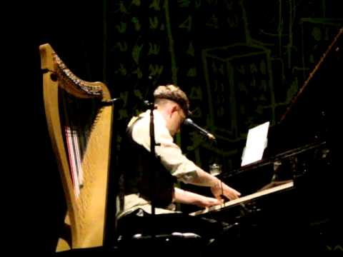 Patrick Wolf - Bitten [acoustic version] (live @ Mole Vanvitelliana, Ancona - 23.06.12)