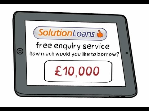Guarantor Loans of up to £10,000 from Solution Loans