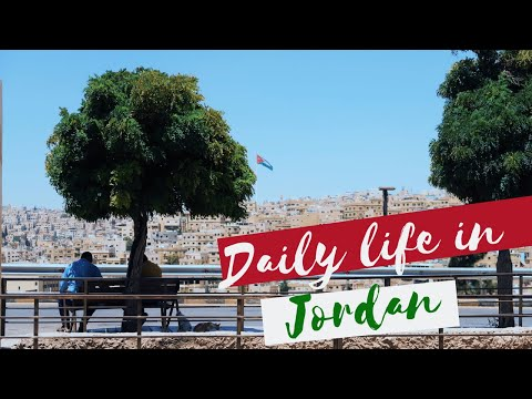 Moving to Jordan: Useful things to know about daily life in Amman (tips & advice)