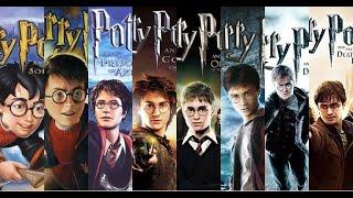 Рассказ о всех играх серии Гарри Поттера (от Frash)