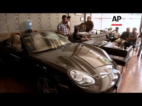 Despite ongoing sanctions demand still high for luxury vehicles