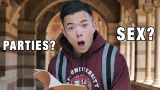 Here's What The First Week Of College Is REALLY Like... (College Freshman Advice)