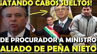 ULTIMA HORA ¡CHAPO SOBORNO A TITULAR DE LA PGR QUE AHORA ES MINISTRO DE SCJN! - ESTADISTICA POLITICA
