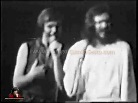Camilo Sesto Getsemaní 1975 Jesucristo Superstar Youtube