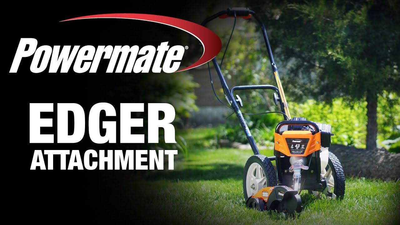 Edger Attachment PWSTMEA | Lawn Care Products | Powermate Outdoor