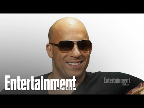 Riddick'' Cast And Crew Interview | Comic-Con 2013 | Entertainment Weekly