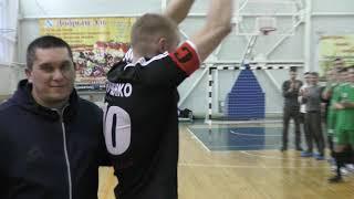Награждение 1-я лига, Зимнее Первенство по мини-футболу г Шахты 2018-2019