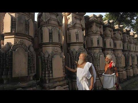 Ram Janambhumi Trust Protector Nath Casts His Vote
