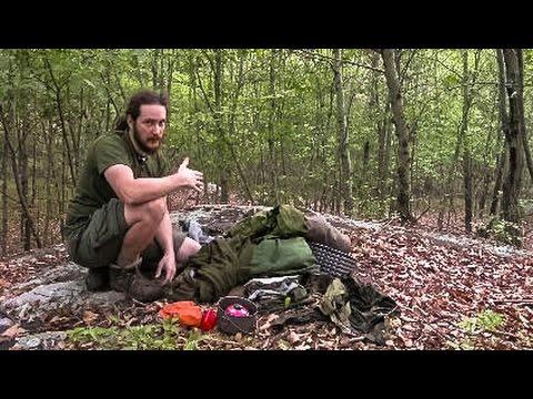 My Long Distance Adventure Hiking Kit