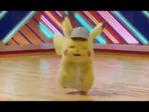 Pikachu Dance - Pika Pika
