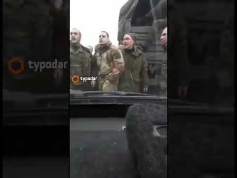 Военные проучили обочечников