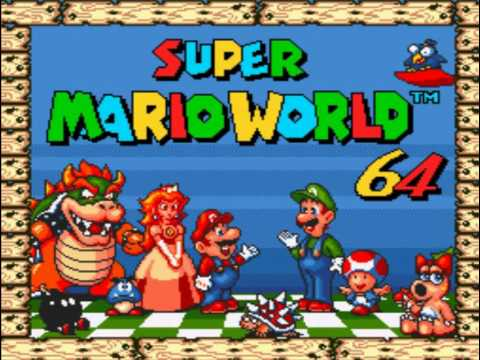 Super Mario World 64 Soundtrack - Ending