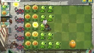 Растения против зомби 2 НАЧАЛО
