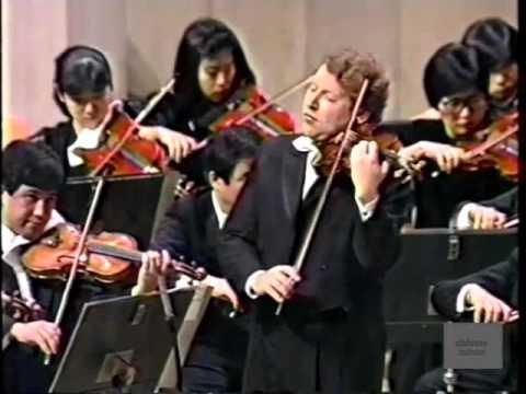 Shlomo Mintz plays Beethoven Violin Concerto