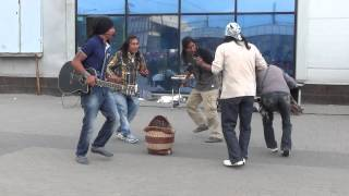 Otavalos Indians / Tecno nativo/  Купчино/ Спб/ 02.07.2014 г.
