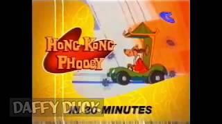 """Boomerang UK """"Coming Up"""" Hong Kong Phooey"""