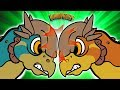 Pachycephalosaurus Song - Dinosaur Songs from Dinostory by Howdytoons S2E5