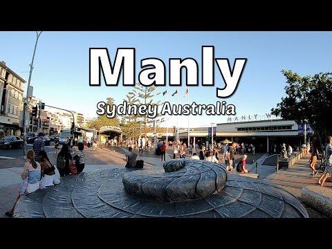 Manly City Centre - Manly NSW - Sydney Australia