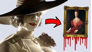 La Terrorífica HISTORIA REAL detrás de Lady Dimitrescu de Resident Evil 8 Village