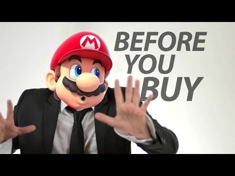 Download Youtube: Super Mario Odyssey - Before You Buy
