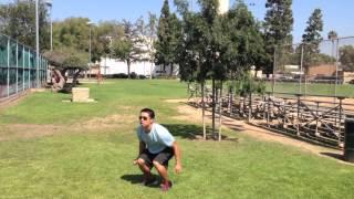 Plyometric Drills: Star Jumps | Sweat City Athletic Performance Training