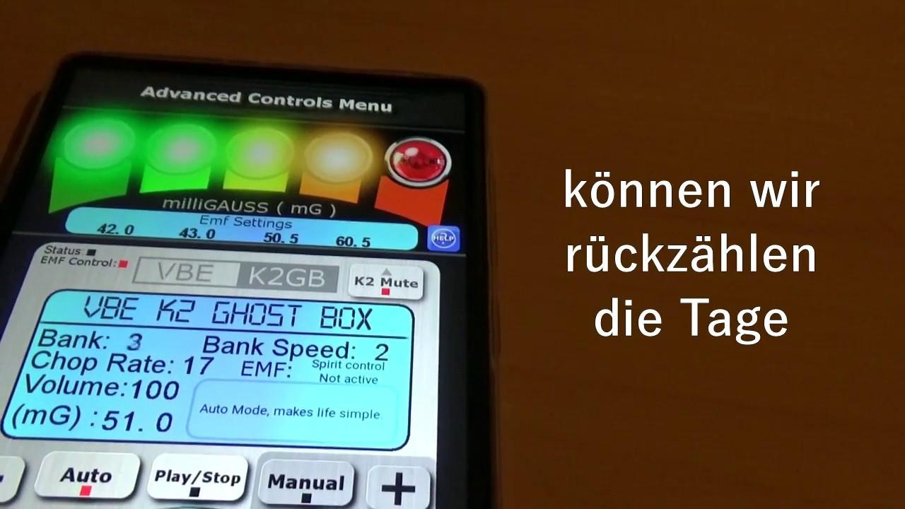 Spirit Box Deutsch