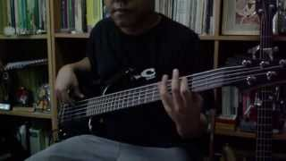 Trivium - Master of Puppets (Bass Cover)