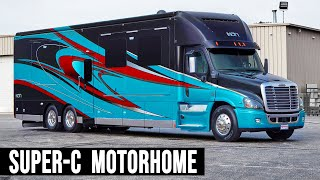 Top 8 Super C Motorhomes of Today: Best Diesel RVs Money Can Buy