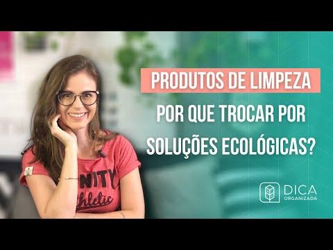 Produtos de Limpeza   Por que trocar por soluções ecológicas?