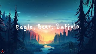 Passenger - Eagle Bear Buffalo (Lyrics)